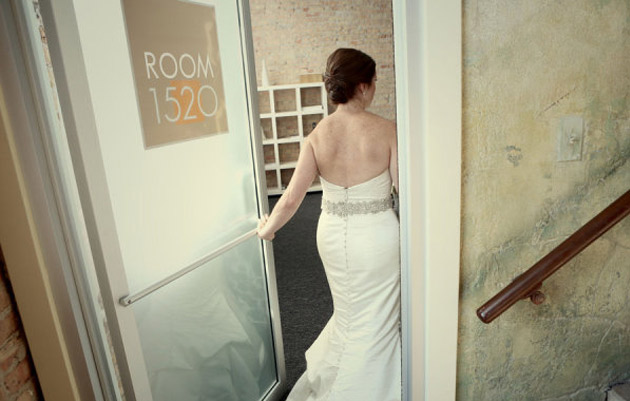 Room 1520 Wedding
